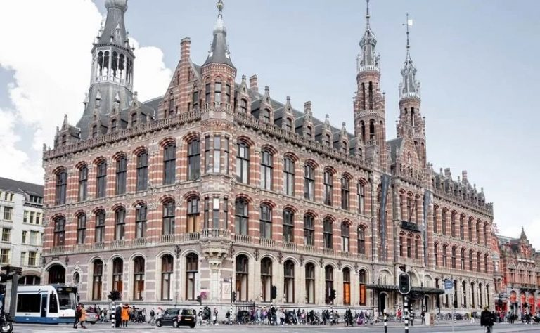 Image result for magna Plaza Amsterdam